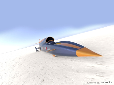 The Tourism Company helps plan visitor facilities and exhibition for the Bloodhound project picture