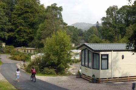 Caravan Holiday Home Research in Wales Picture