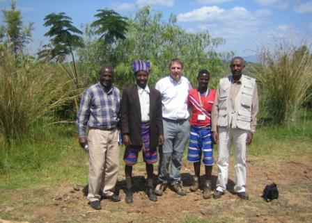 Tourism and poverty alleviation project, Konso community, southern Ethiopia Picture