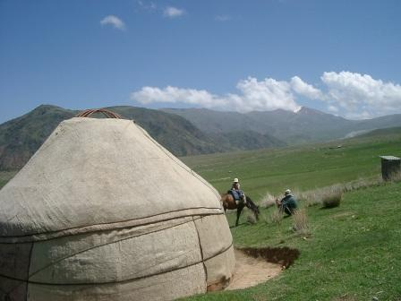 Rural Development and Sustainable Tourism in Kyrgyzstan Picture