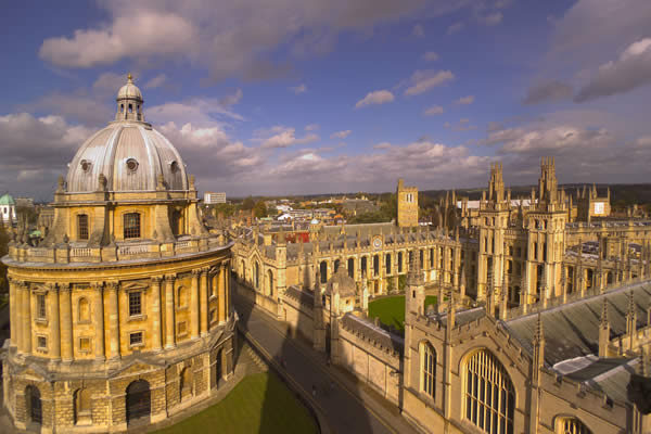 Tourism Strategy for Oxford Picture